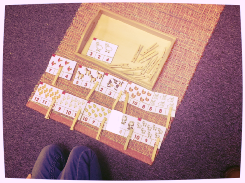 Clip cards