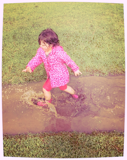 Rain play