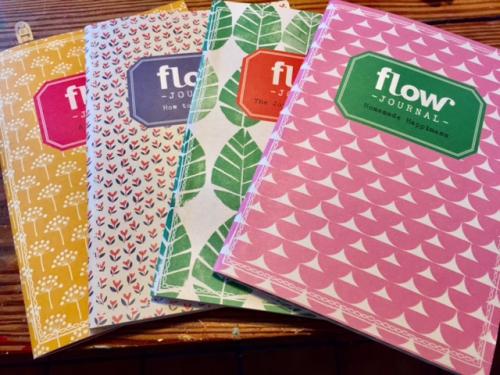 Flow journals