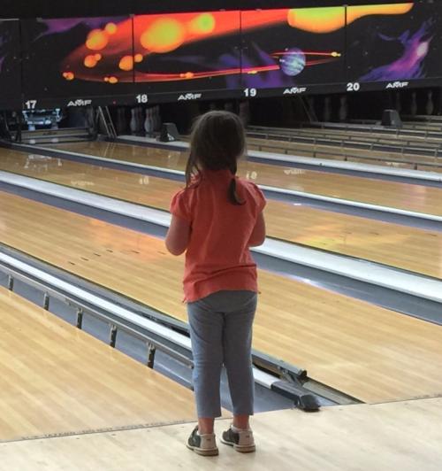 Bday bowling