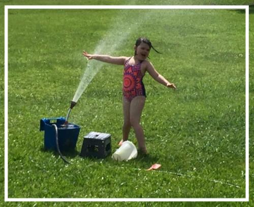 Sprinkler days